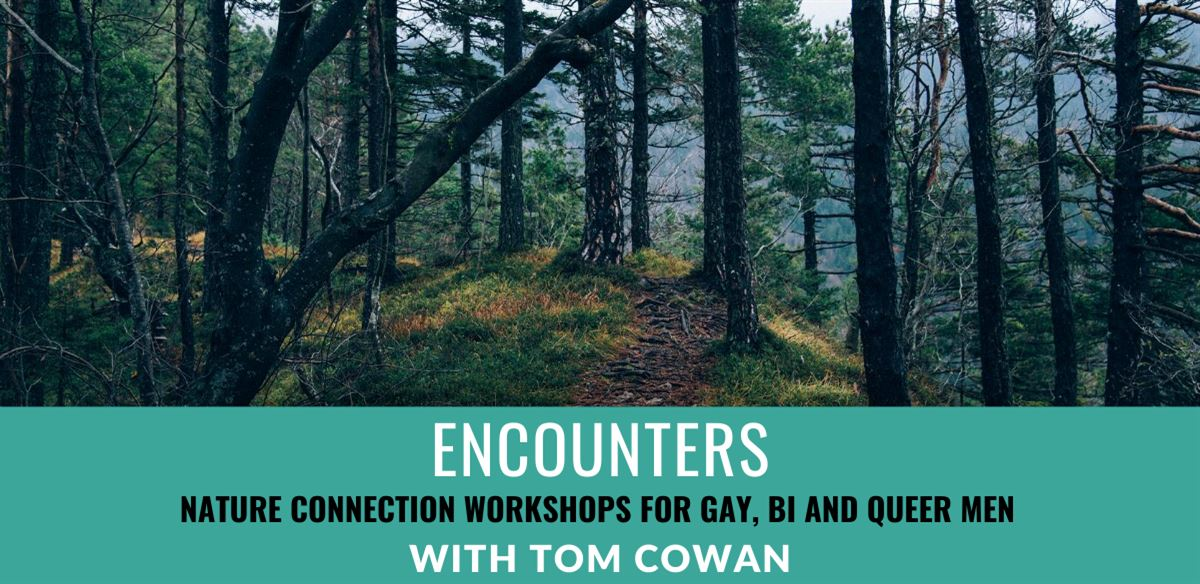 Encounters - Nature Connection Workshops for gay, bi & queer men tickets