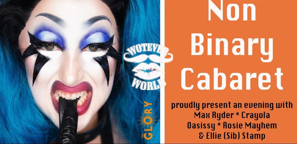Non Binary Cabaret tickets