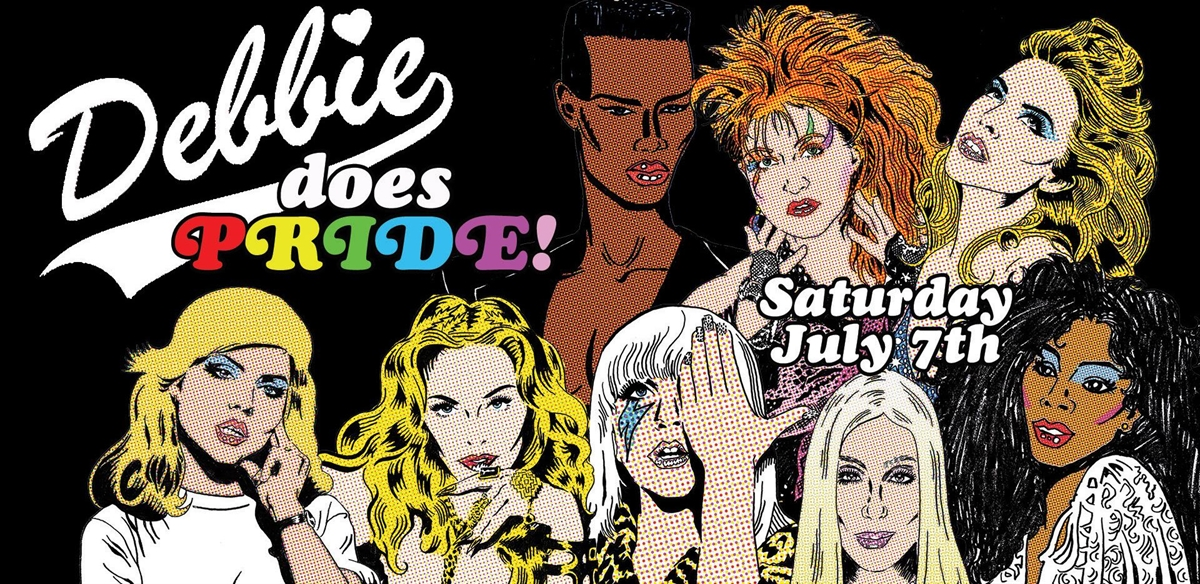 Debbie does Pride tickets