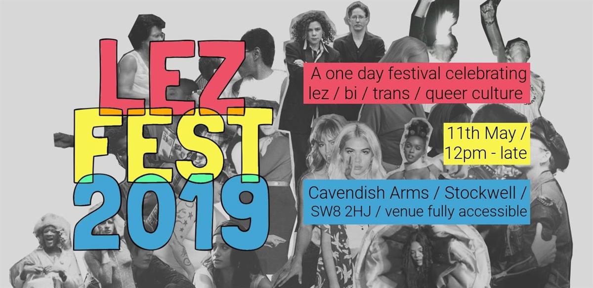 LezFest 2019 tickets