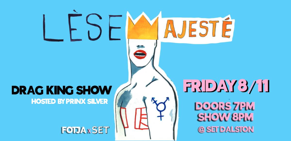 Lèse Majesté V - Romeo de la Cruz, DonOne, Prinx Silver + More! tickets