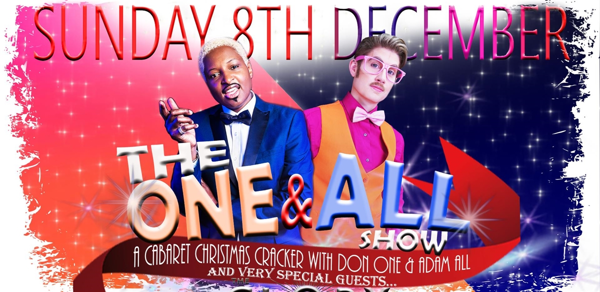The One and All Show -  A Cabaret Christmas Cracker tickets