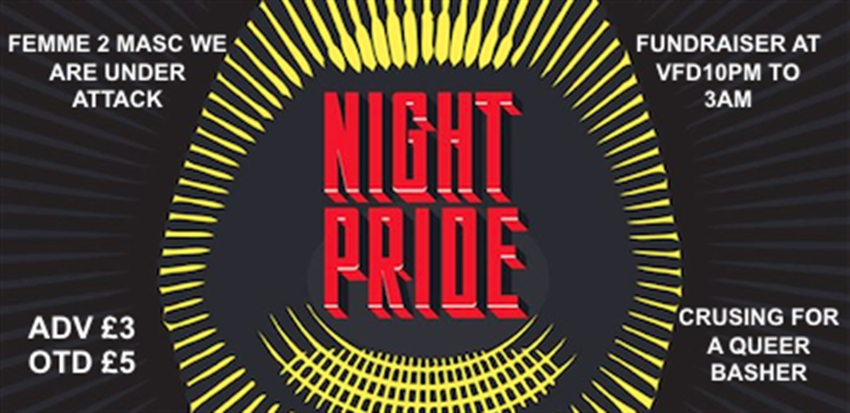 Night Pride / Fundraiser  tickets