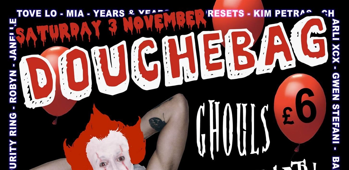 DOUCHEBAG HALLOWEEN! tickets
