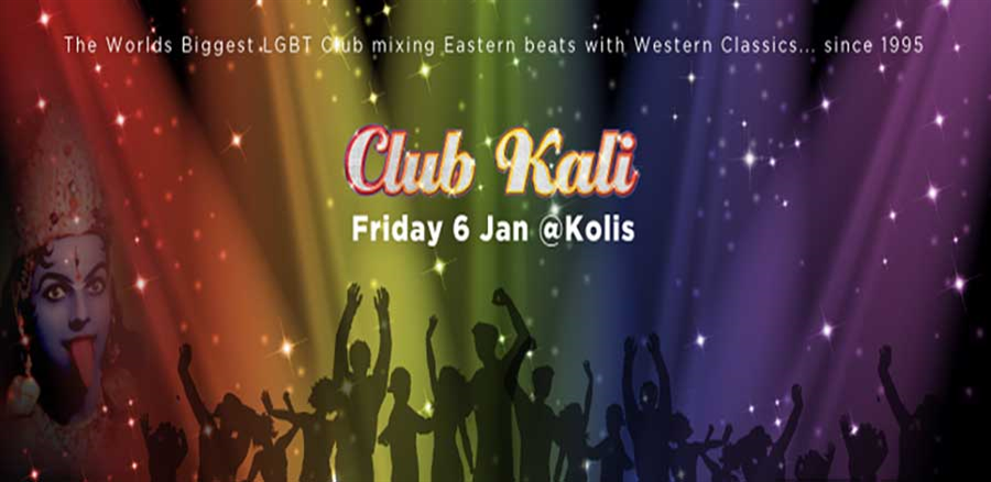 Club Kali Welcome 2017 Party