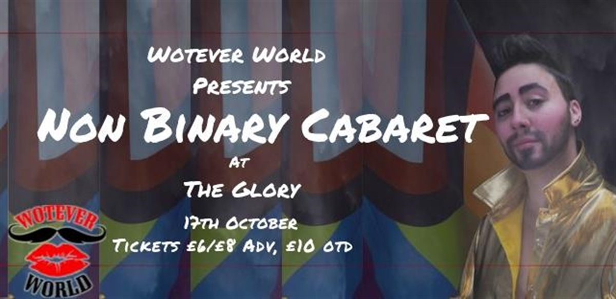 Non Binary Cabaret - New Moon Energies tickets