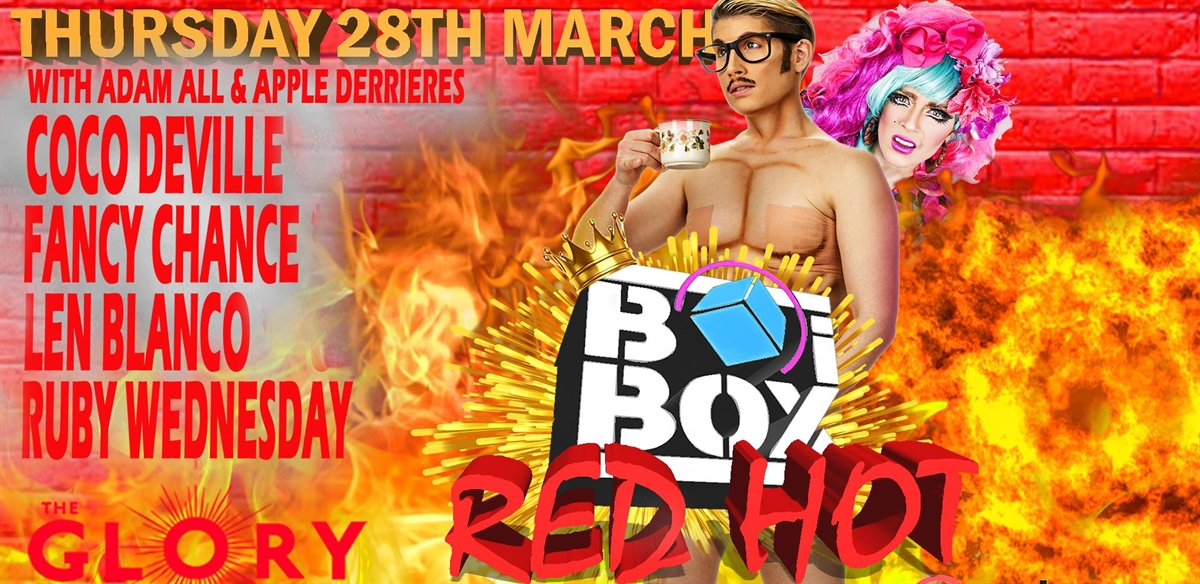 BOiBOX - RED HOT!  tickets