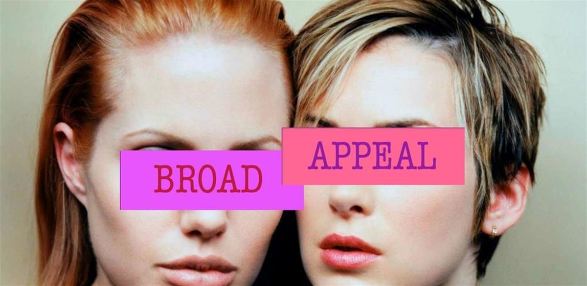Fringe! Queer Film & Arts Fest: Broad Appeal LIVE! tickets
