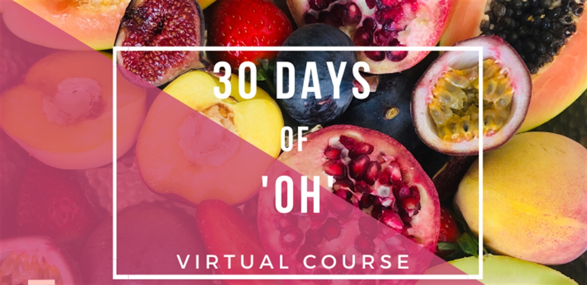 30 Days of Oh! - Online Pleasure Course  tickets