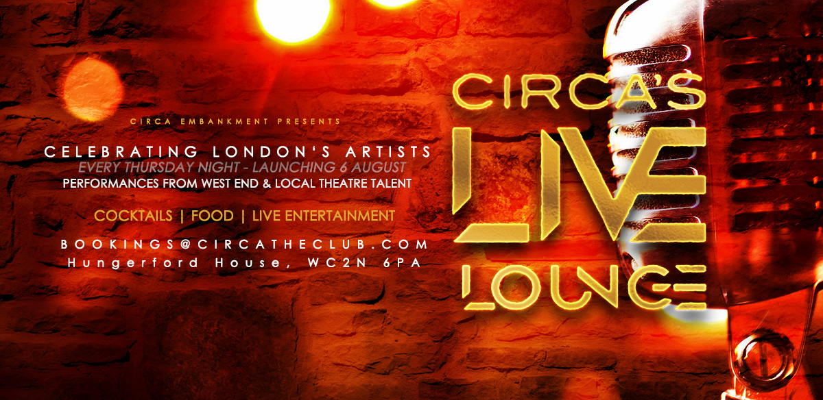 CIRCA'S LIVE LOUNGE  tickets