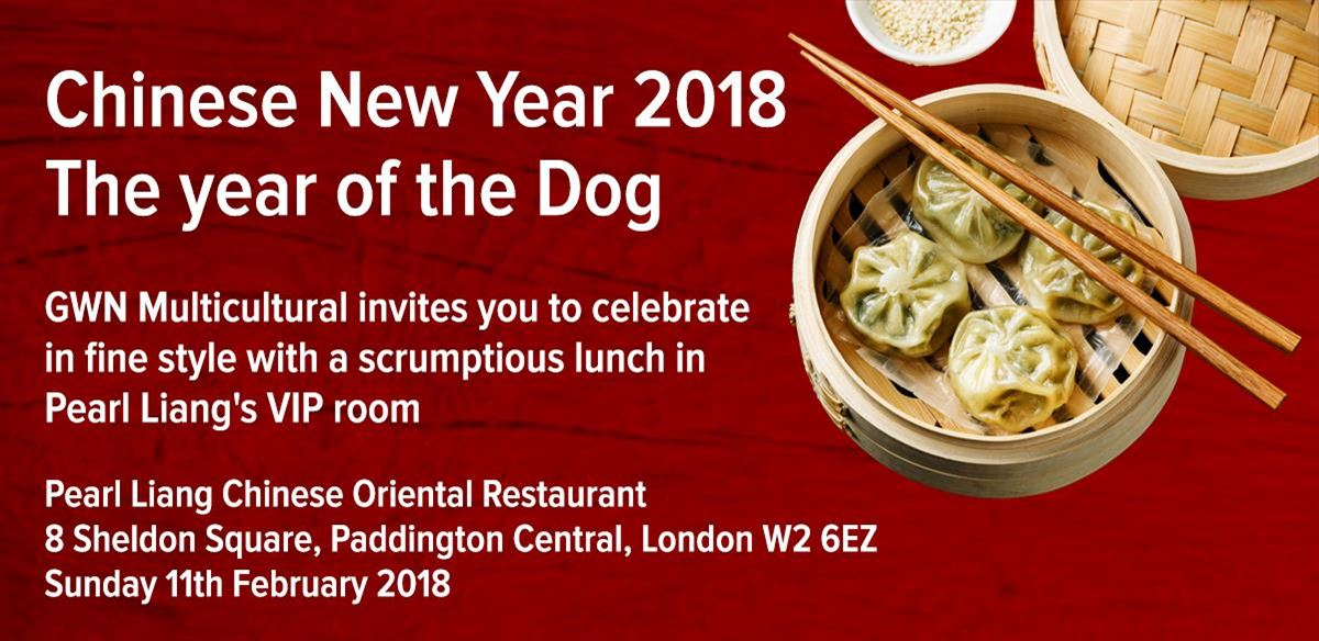 GWN Chinese New Year Lunch tickets