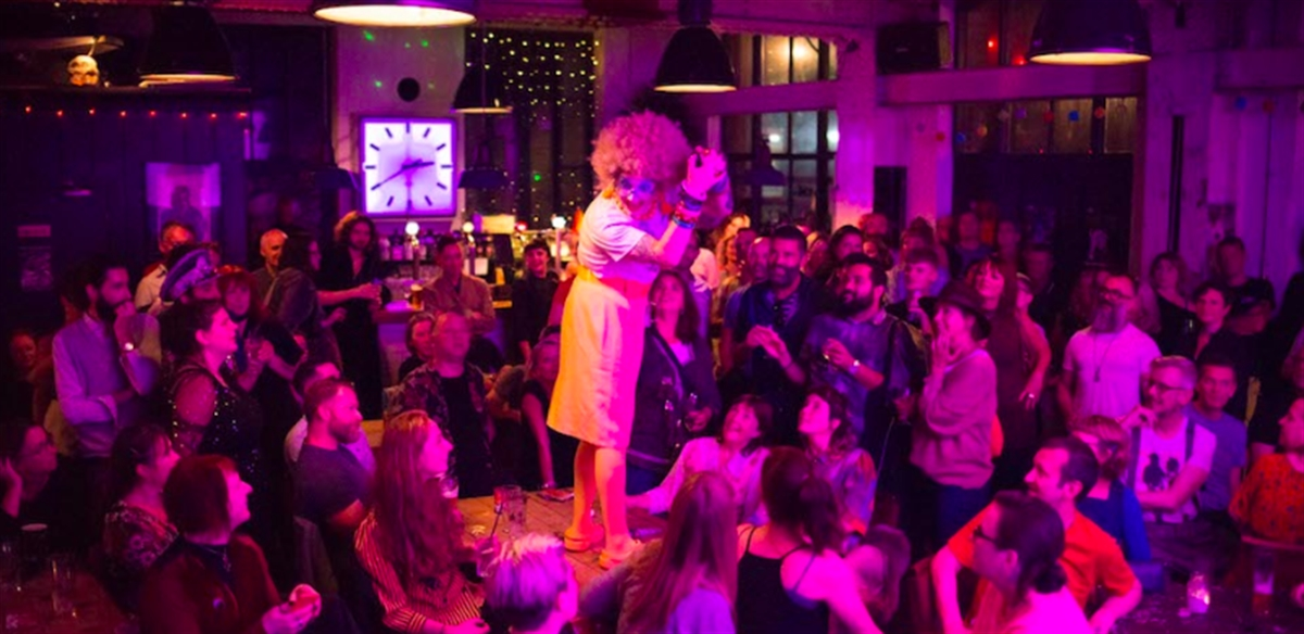 Salty: Queer Performance Party tickets