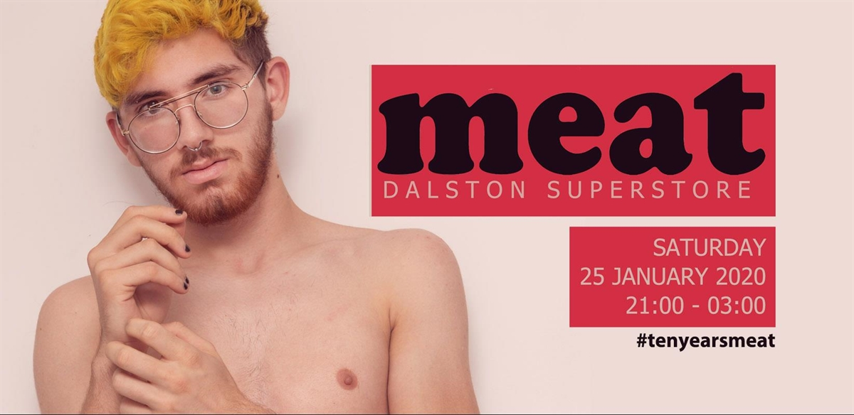 meat Dalston Superstore tickets
