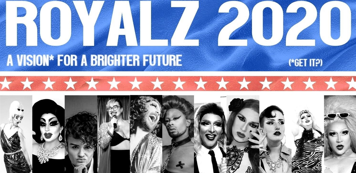 Haus Of Royalz 2020: A Vision For A Brighter Future tickets