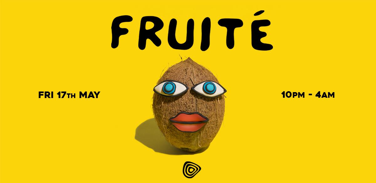Coconut Funk - FRUITÉ w. Natalie Sandi tickets