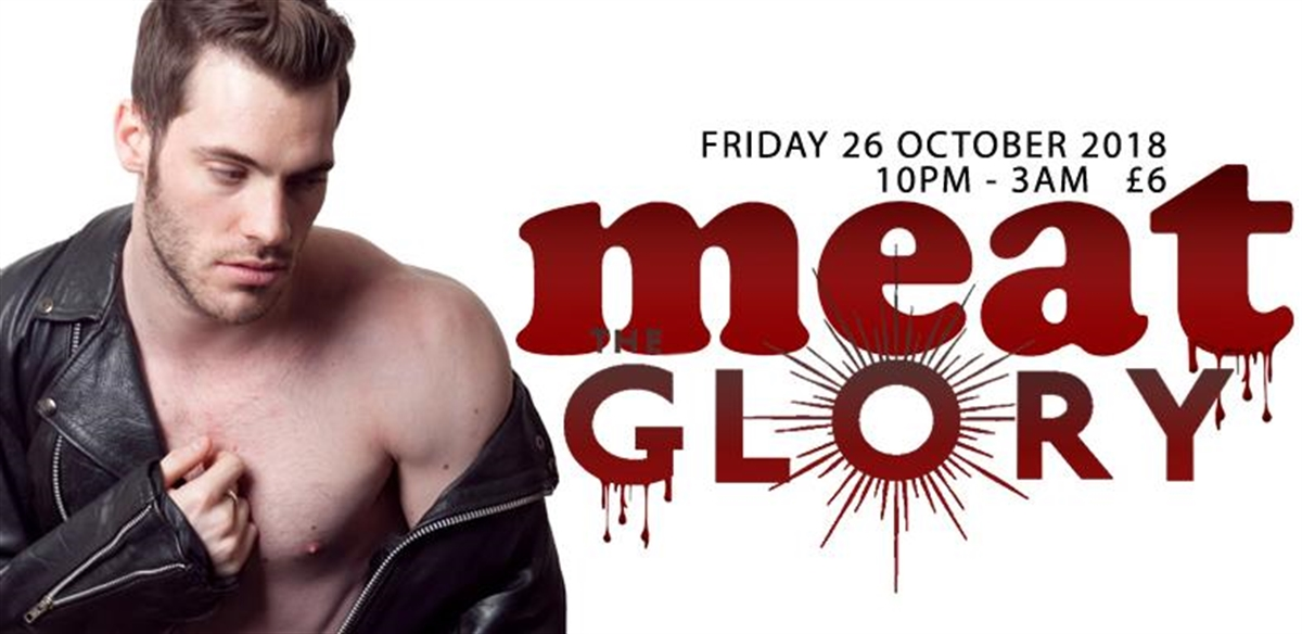 Meat The Glory Takeover Halloween Edition -  Q-Jump Tickets tickets
