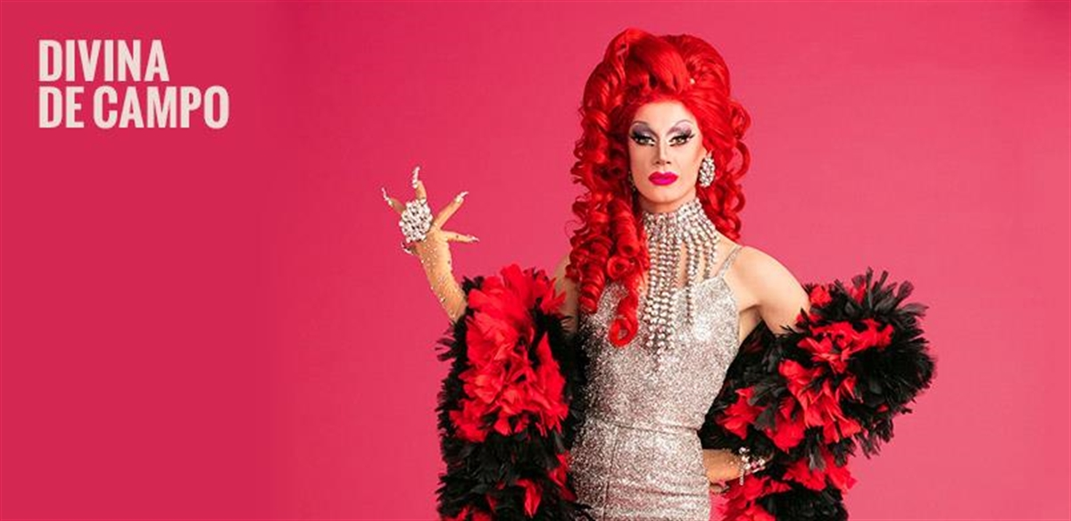 The RVT Presents: Divina De Campo tickets