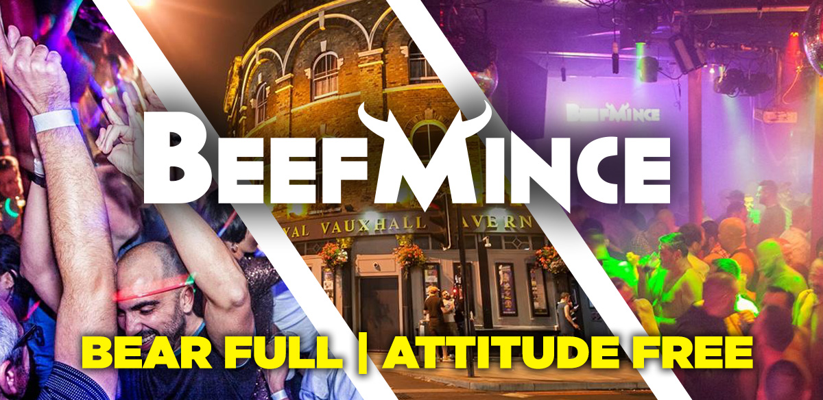 BEEFMINCE at The Royal Vauxhall Tavern tickets