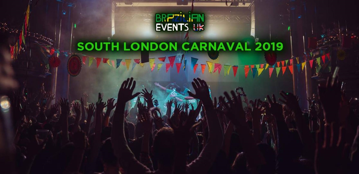 SOUTH LONDON CARNAVAL 2019 tickets