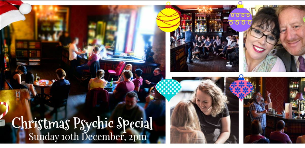 Christmas Psychic Special  tickets