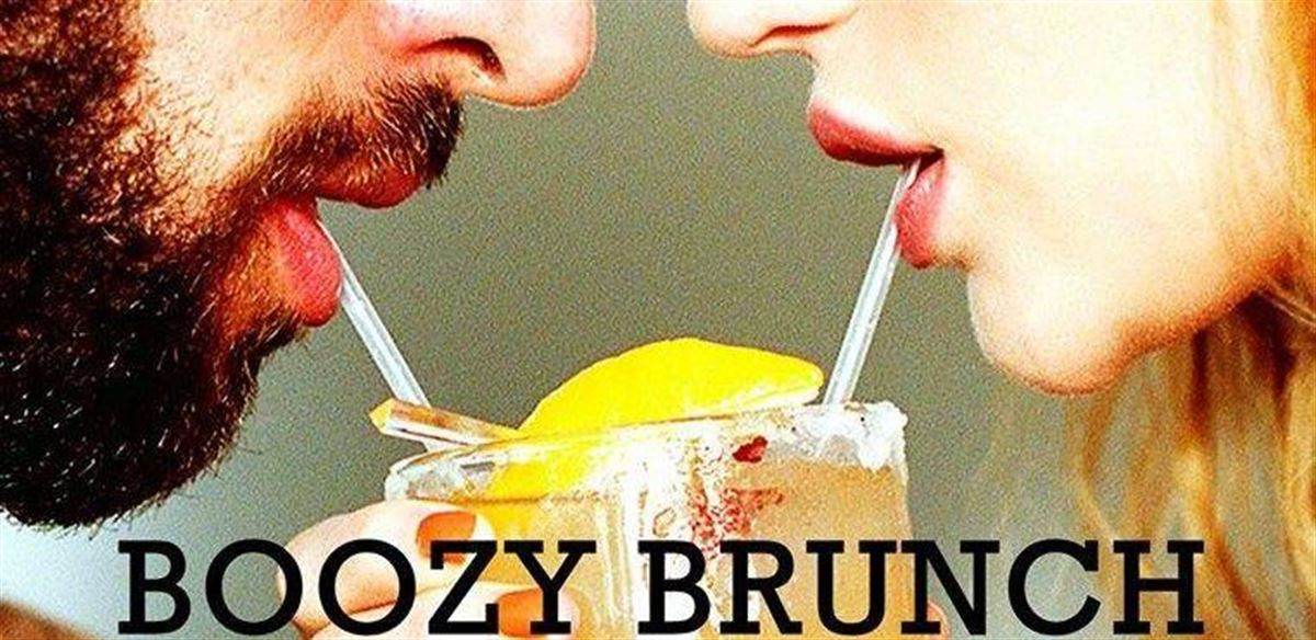 Boozy Brunch tickets