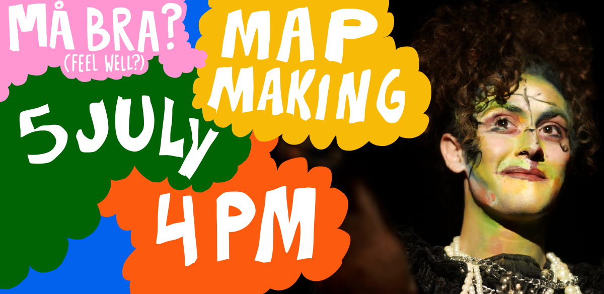 Ma Bra?: Just Within Reach. Map Making with Dex Grodner tickets