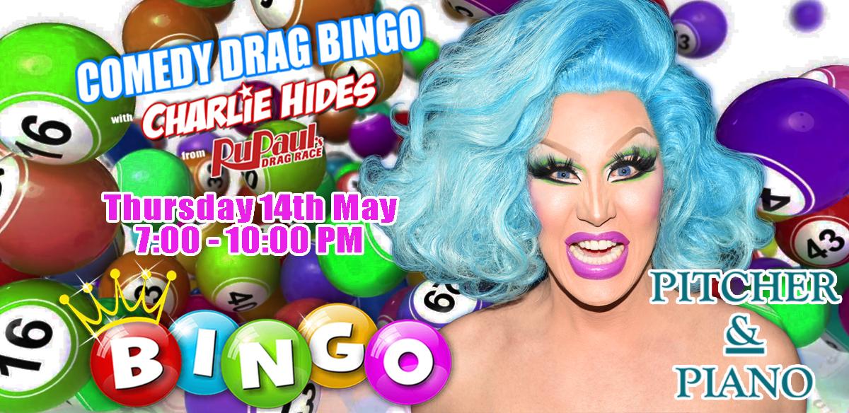 Drag Bingo with Charlie Hides - Bristol tickets