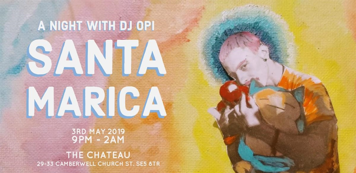 SANTA MARICA - a night with DJ OPI of Maricumbia  tickets