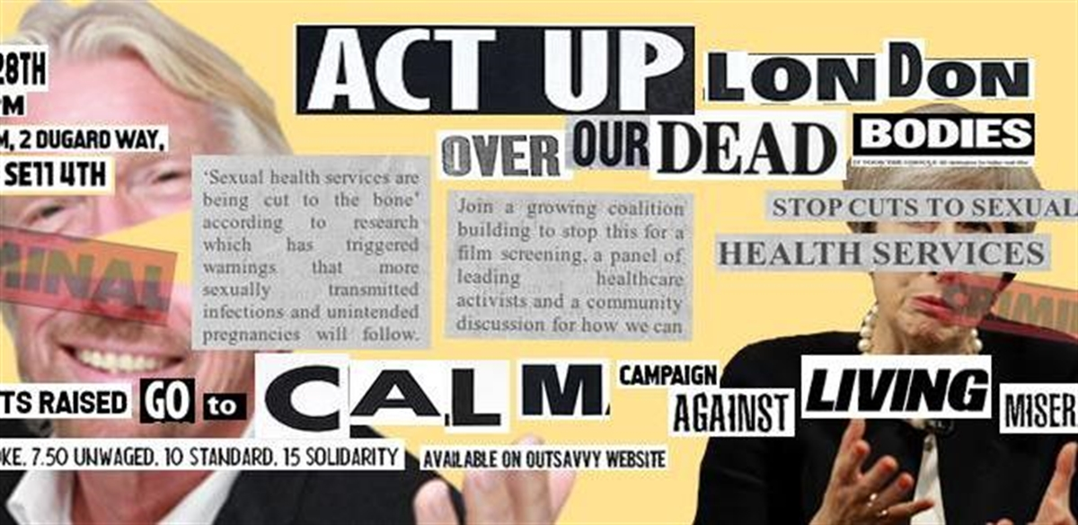 Cut Sexual Health Services Over Our Dead Bodies - Film and Q+A tickets