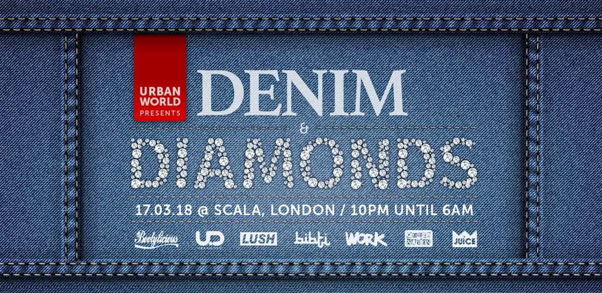 Urban World Presents Denim & Diamonds tickets