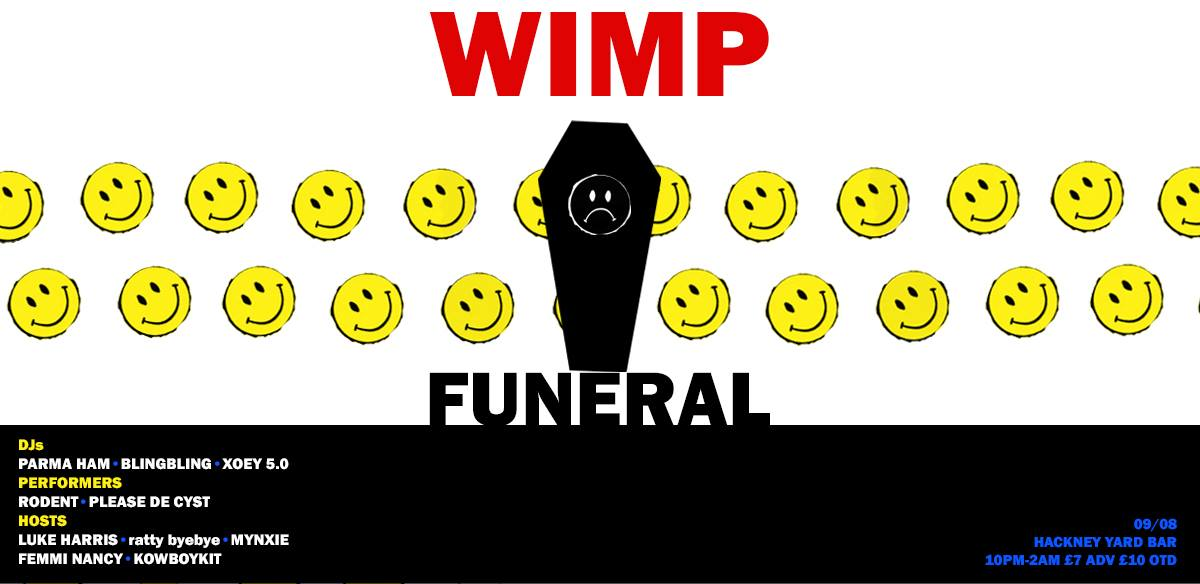 WIMP : FUNERAL tickets
