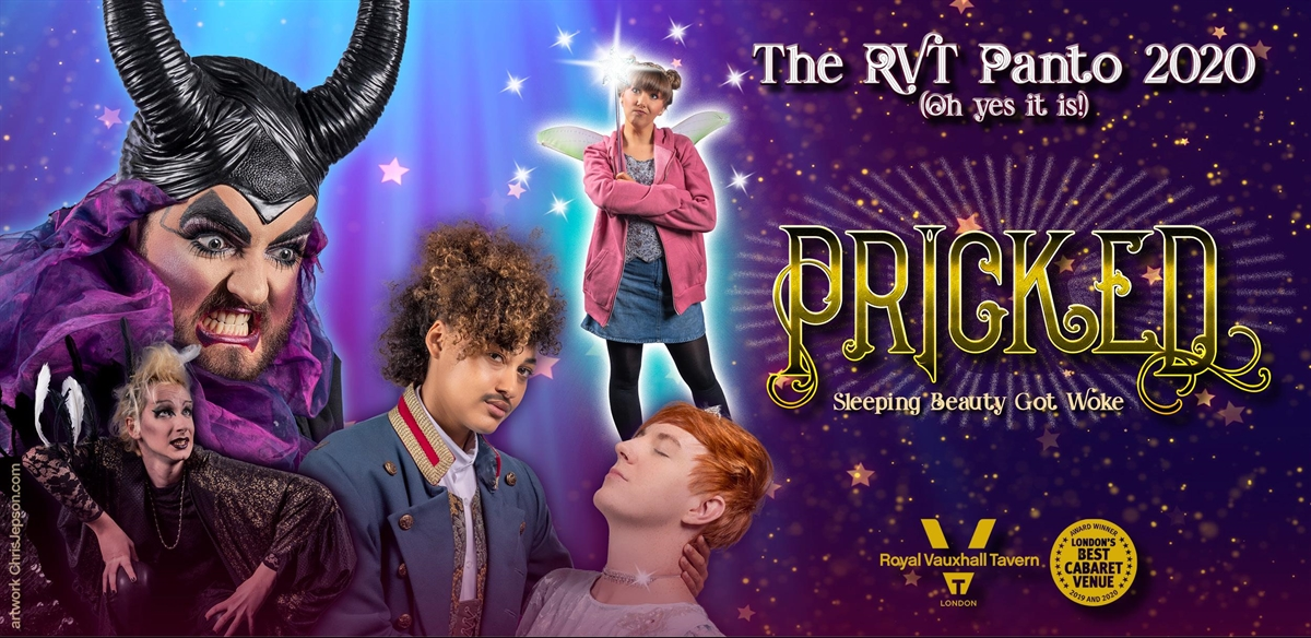 Pricked - The RVT Panto - Members show tickets