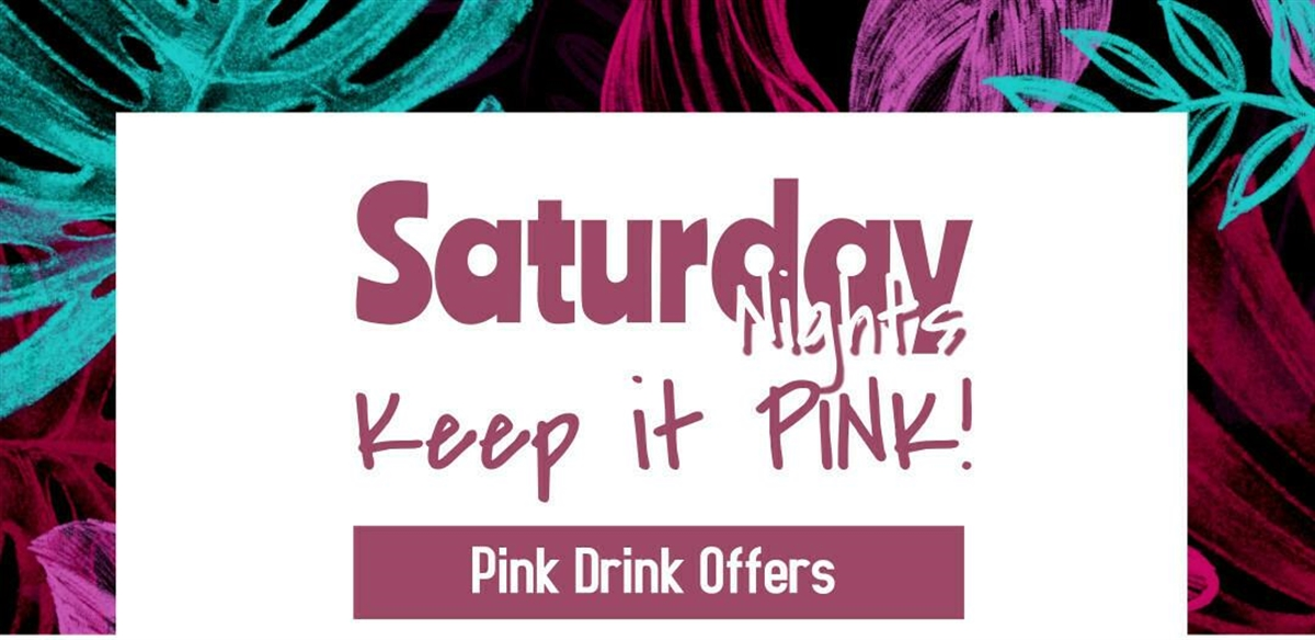 Keep it Pink! with DJ Waynie tickets