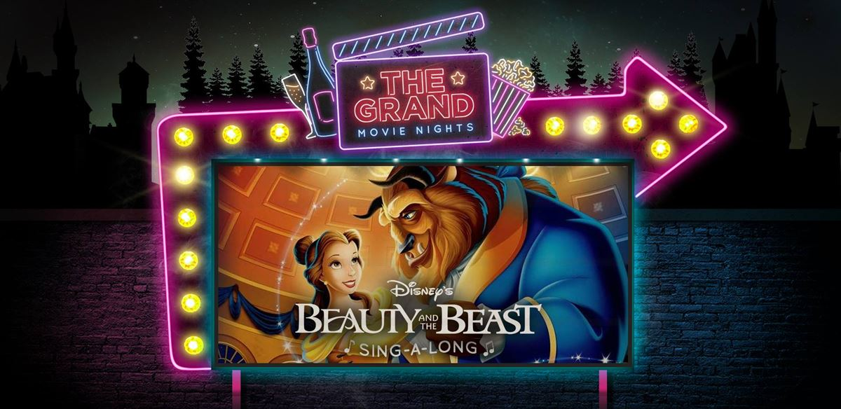BEAUTY AND THE BEAST SING-A-LONG MOVIE NIGHT tickets