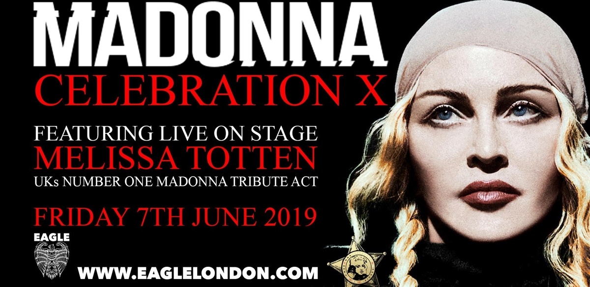 Madonna Celebration X tickets