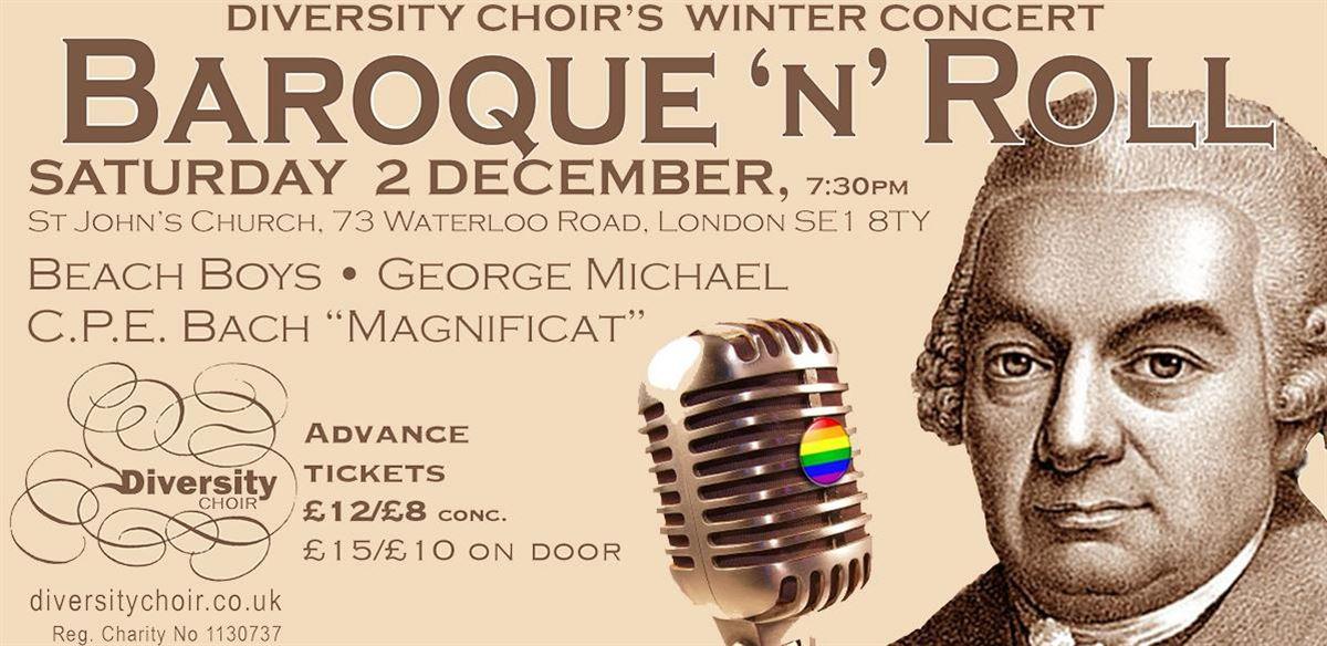 Diversity Choir winter concert tickets