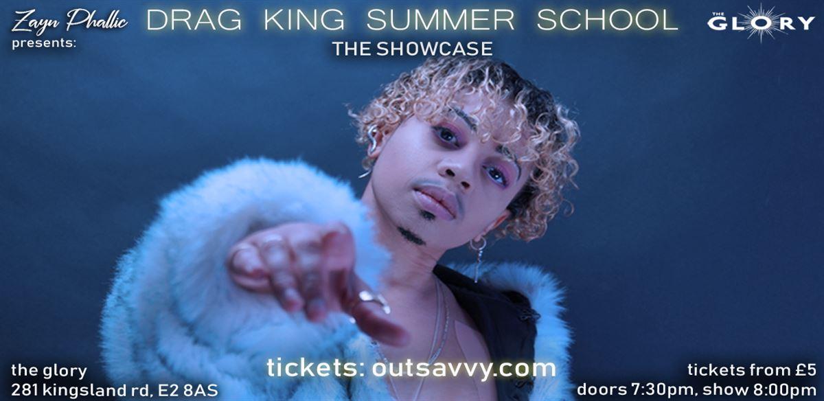 Drag King Summer School 2019 Showcase! tickets