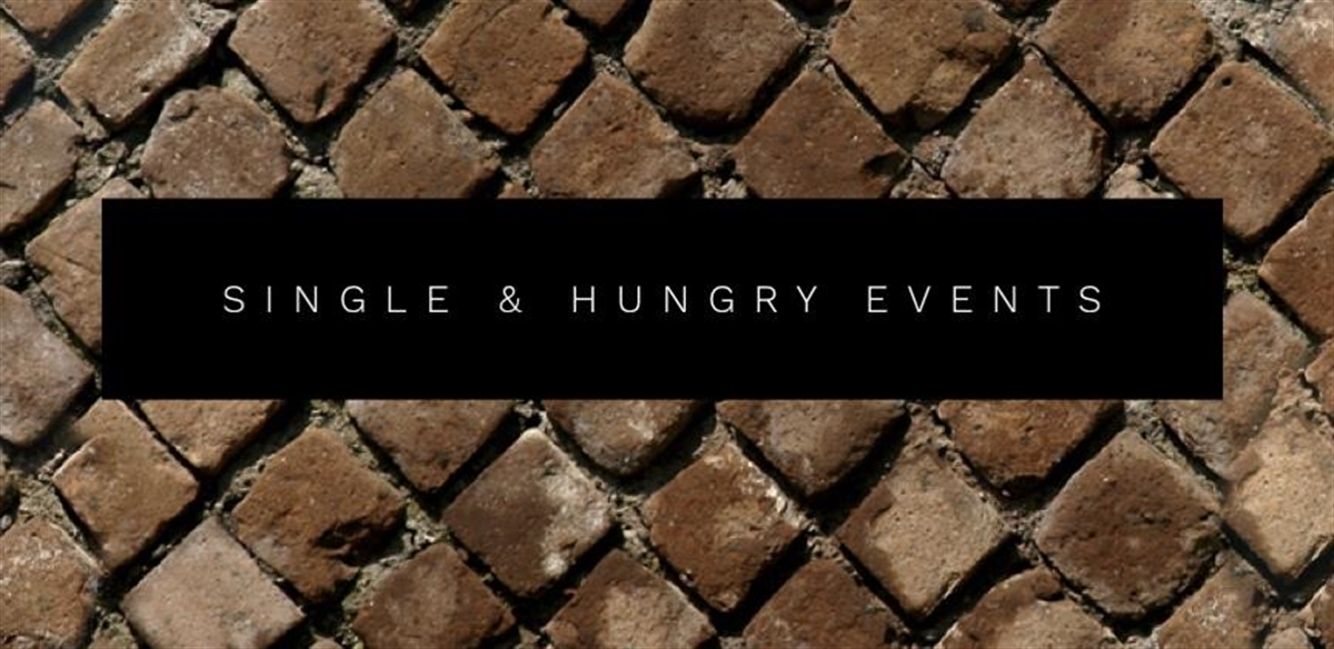 Single and Hungry Dinner - 30th November 2018 tickets