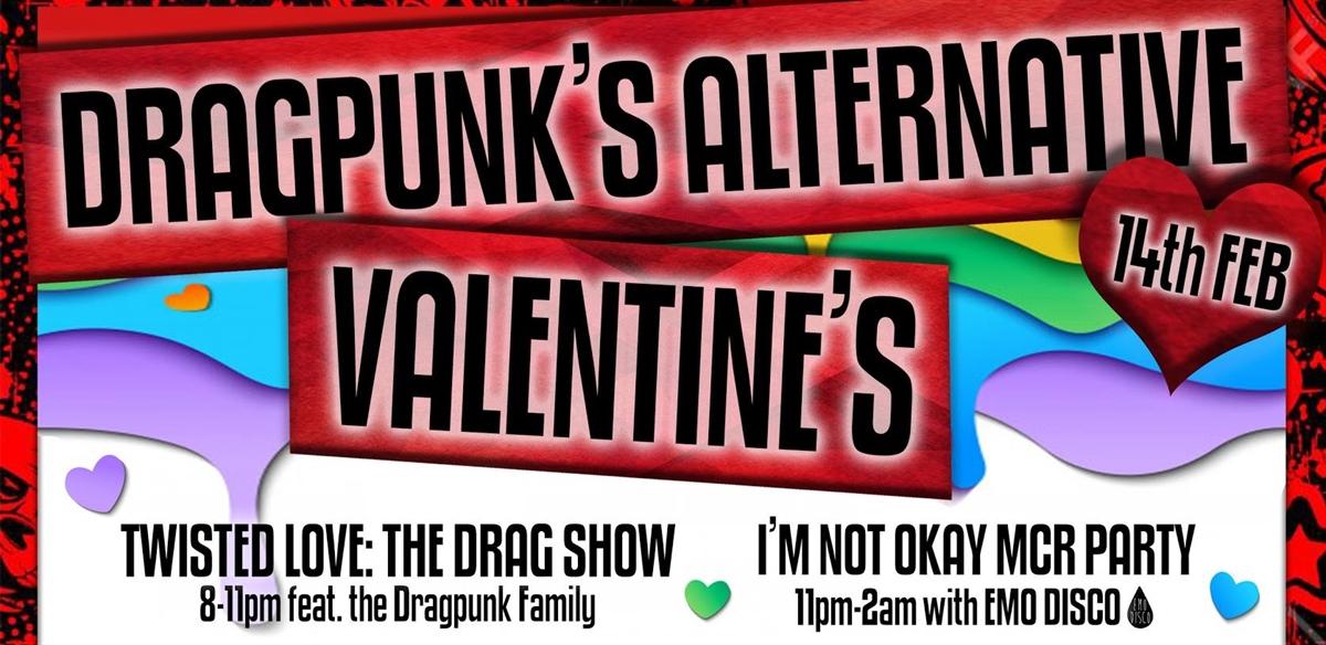 Dragpunk's Alternative Valentine's Ball tickets