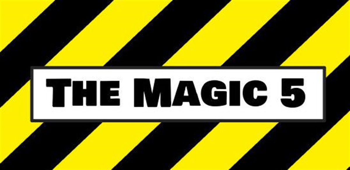 The Magic 5! With Marsha Mellow tickets