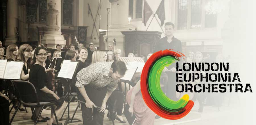 London Euphonia Orchestra Charity concert