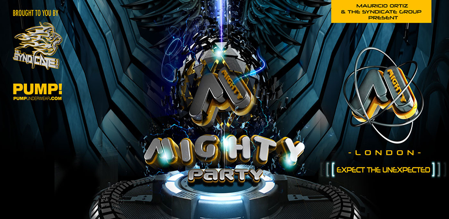 Mighty Party - with Guest DJ ANA PAULA