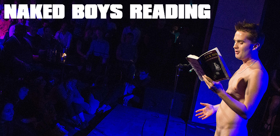Naked Boys Reading: 4th Birthday