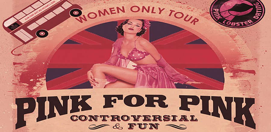 Lenard Pinks WILD WOMEN ONLY Tour
