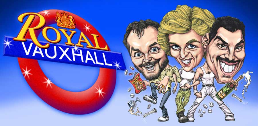 Royal Vauxhall @ RVT tickets