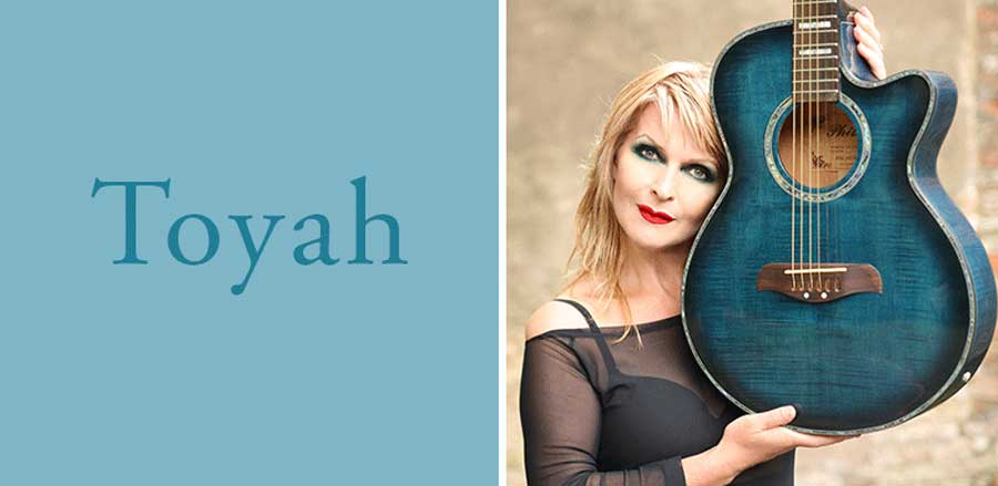 Toyah - Up Close & Personal tickets