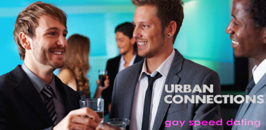 Urban connections speed dating