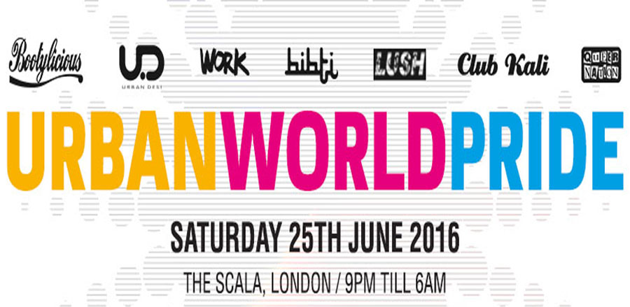 Urban World Pride 2016