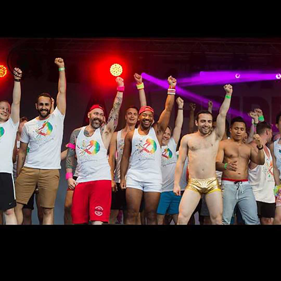 The Gay Men's Dance Company Charity Gala: Gender, Equality & A Brighter Tomorrow! tickets - London - OutSavvy
