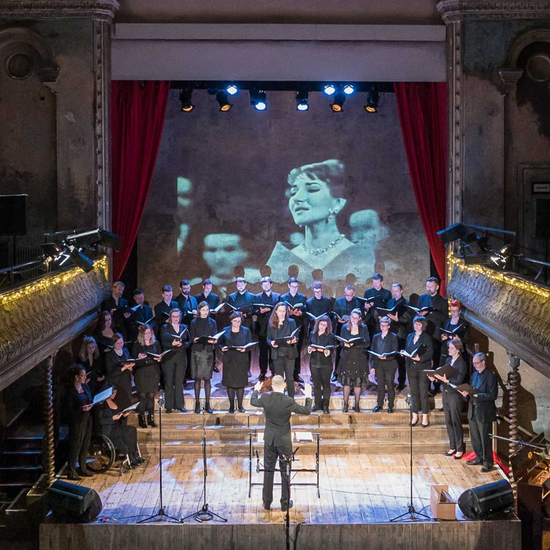 The Fourth Choir: Joyeux Noël! tickets - London - OutSavvy